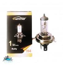 لامپ هالوژن H4 برند LUMMER (دست 2 عددی)