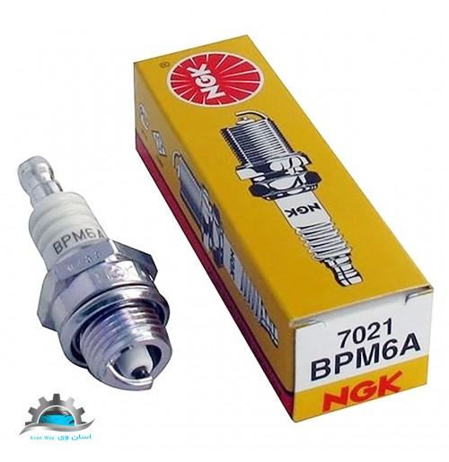 شمع ماشین چمن زن NGK BPM6A