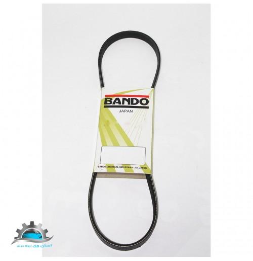تسمه کولر 845 پژو 2000 برند BANDO