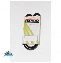 تسمه کولر 855 پژو پارس TU5 برند BANDO